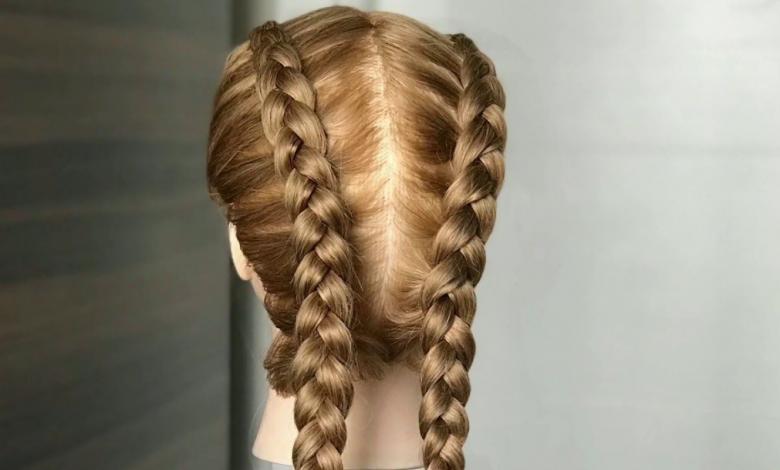 Hollanda Saç Örgüsü (Ters Örgü) Nasıl Yapılır?