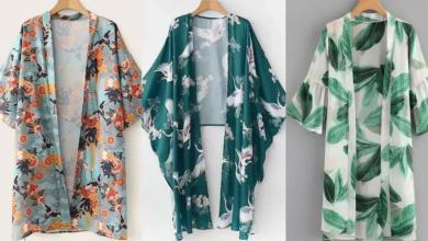 En Çok Tercih Edilen Kimono Modelleri Hangileridir?